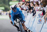 Miguel Angel Lopez (COL/Movistar)<br /> <br /> Stage 5 (ITT): Time Trial from Changé to Laval Espace Mayenne (27.2km)<br /> 108th Tour de France 2021 (2.UWT)<br /> <br /> ©kramon