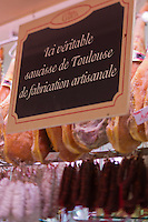 Europe/France/Midi-Pyrénées/31/Haute-Garonne/Toulouse : Maison Garcia au Marché Victor Hugo : [Non destiné à un usage publicitaire - Not intended for an advertising use]
