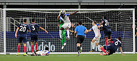Arlington, TX - Saturday July 22, 2017: Jozy Altidore during a 2017 Gold Cup Semifinal match between the men's national teams of the United States (USA) and Costa Rica (CRC) at AT&T stadium.