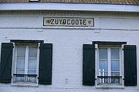 Europe/France/Nord-Pas-de-Calais/59/Nord/Flandre/Zuydcoote: L'ancienne gare