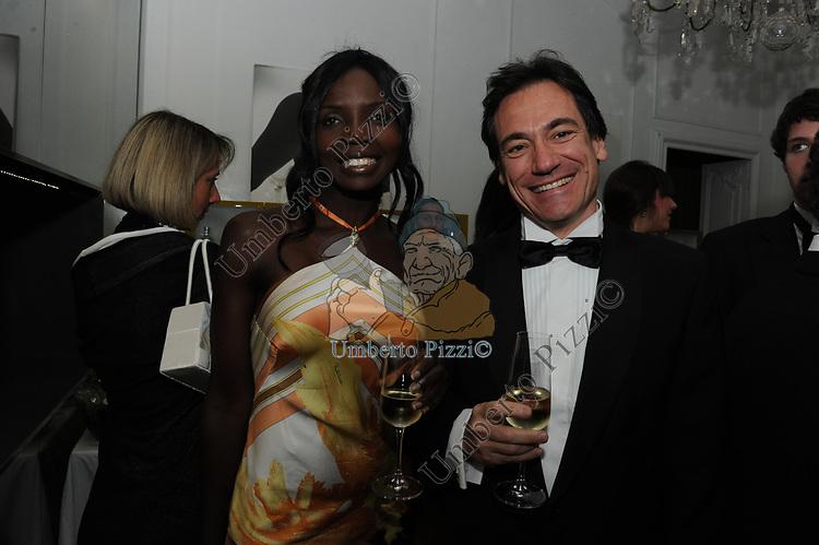 LORENZO ZICHICHI<br /> COMPLEANNO SALVATORE D'AGOSTINO<br /> HOTEL MAJESTIC ROMA 2011