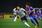 FC Tokyo (JPN) vs Chonburi FC (THA) during their AFC Champions League Playoff Stage match on 09 February 2016 held at the Tokyo Stadium in Tokyo, Japan. Photo by Stringer / Lagardere Sports