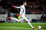 Goalkeeper Jan Oblak of Atletico de Madrid in action during the UEFA Europa League 2017-18 Round of 32 (2nd leg) match between Atletico de Madrid and FC Copenhague at Wanda Metropolitano  on February 22 2018 in Madrid, Spain. Photo by Diego Souto / Power Sport Images