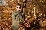Zach's Bar Mitzvah Pre-Shoot In The Rockefeller Preserve in preparation for his Bar Mitzvah at Abigail Kirsch at Tappan Hill in spring 2020.