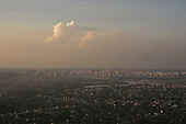 Kiev, Ukraine<br /> July 23, 2005 <br /> <br /> The Karkovskiy district of Kiev is a densely populated residential area.