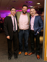 Pictured: Thursday 08 April 2016<br /> Re: Zimkids dinner at the Liberty Stadium, Swansea, UK