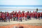 Sefton Olympic Rings World Record. Crosby Beach 1.6.12