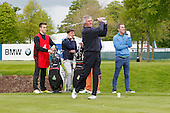 Pat Jennings during the Pro-Am ahead of the 2016 Dubai Duty Free Irish Open hosted by The Rory Foundation and played at The K-Club, Straffan, Ireland. Picture Stuart Adams, www.golftourimages.com: 18/05/2016