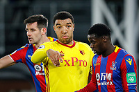 Troy Deeney of Watford during the Premier League match between Crystal Palace and Watford at Selhurst Park, London, England on 12 December 2017. Photo by Carlton Myrie / PRiME Media Images.