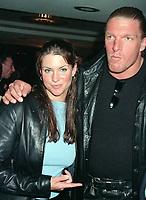Stephanie McMahon  Triple H 2000                                                             Photo By John Barrett/PHOTOlink