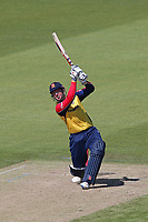 Simon Harmer hits 6 runs for Essex during Glamorgan vs Essex Eagles, Vitality Blast T20 Cricket at the Sophia Gardens Cardiff on 13th June 2021