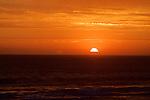 Sunset, Pajaro Dunes