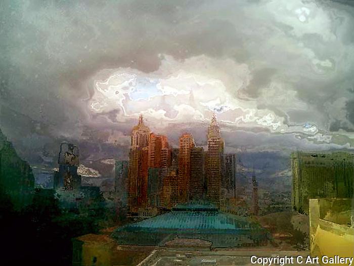 NYNY Storm, Las Vegas NV