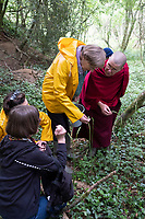 Europe/France/Normandie/Basse-Normandie /Orne/ Moulicent : Centre de retraite bouddhiste de Moulicent:  Mahamoudra Ling, au cœur du Parc Naturel du Perche -Initiation à la permaculture   avec Ani Yeshe Lhamo, nonne bouddhiste // Europe / France / Normandy / Lower Normandy / Orne / Moulicent: Moulicent Buddhist Retreat Center: Mahamoudra Ling, in the heart of the Perche Natural Park - Introduction to permaculture with Ani Yeshe Lhamo, Buddhist nun