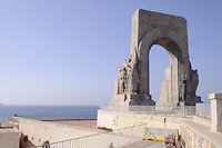 - Marsiglia, monumento ai morti nelle guerre coloniali<br />