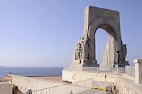 - Marsiglia, monumento ai morti nelle guerre coloniali<br /> <br /> - Marseille, monument to the dead in the colonial wars