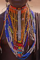 Ethiopia Erbore girl jewelry