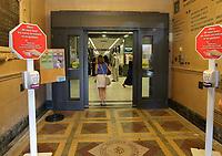 Déménagement du Royal Victoria , Septembre 2014<br /> <br /> Photo : Agence Quebec Presse.