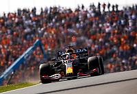 3rd September 2021: Circuit Zandvoort, Zandvoort, Netherlands;    33 Max Verstappen NED, Red Bull Racing, F1 Grand Prix of the Netherlands at Circuit Zandvoort