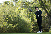 STANFORD, CA - APRIL 23: Ashley Menne at Stanford Golf Course on April 23, 2021 in Stanford, California.