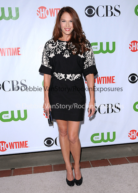 Amanda Righetti at The CBS,CW,& Showtime TCA Party held at The Huntington Library in San Marino, California on August 03,2009                                                                   Copyright 2009 Debbie VanStory / RockinExposures
