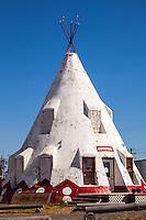 Tepee in the Sun