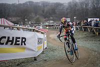 Belgian CX Champion Sanne Cant (BEL/Enertherm-Beobank)<br /> <br /> elite women's race<br /> GP Sven Nys 2017