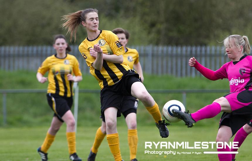WNL Kilkenny United WFC v Wexford Youths Women, Sunday 1st May 2016 at Buckely Park, Kilkenny.
