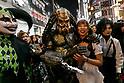 Tokyo Celebrates Halloween