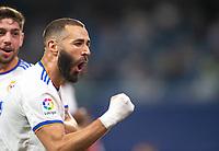 2021.09.12 La Liga Real Madrid VS Celta de Vigo
