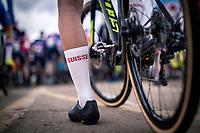 'SUISSE'<br /> <br /> race start Men's U23 race<br /> UCI 2020 Cyclocross World Championships<br /> Dübendorf / Switzerland<br /> <br /> ©kramon
