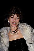 La chanteuse  Nicole Martin <br /> dans les annees 80<br /> <br /> PHOTO :   agence Quebec Presse - Pierre Roussel