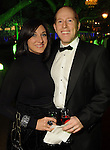 Jody and Russell Radoff at the Discovery Green Gala Saturday Feb 25,2012. (Dave Rossman/For the Chronicle)
