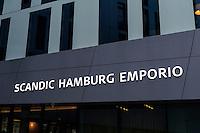 Scandic Hamburg Emporio, Dammtorwall 19, Hamburg, Deutschland