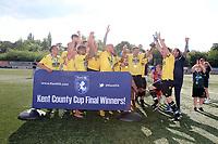 Kent FA Veterans Cup Final