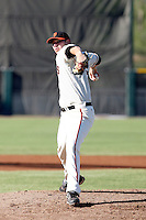 Craig Westcott - San Francisco Giants 2009 Instructional League .Photo by:  Bill Mitchell/Four Seam Images..