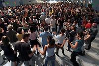 Les festou-noz de Saint-Brieuc reunissent couramment plus de 1000 danseurs