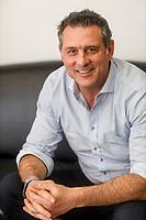 Enrico Ciccone, ancien joueur de la NHL et maintenant politicien<br /> <br /> PHOTO : Agence Quebec Presse