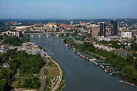 Knoxville Tennessee Aerial Photography