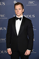 LONDON, UK. October 01, 2019: Taron Eggerton at the Luminous Gala 2019 at the Roundhouse Camden, London.<br /> Picture: Steve Vas/Featureflash