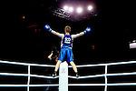 Glasgow 2014 Commonwealth Games<br /> <br /> Joseph Cordina, Wales (red) v Charlie Flynn, Scotland (blue)<br /> <br /> 01.08.14<br /> ©Steve Pope-SPORTINGWALES