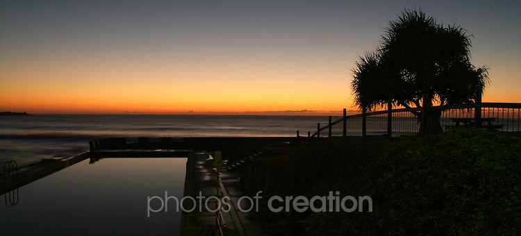 Sunrise at Yamba NSW