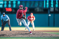 STANFORD, CA - JUNE 6: Zach Grech during a game between UC Irvine and Stanford Baseball at Sunken Diamond on June 6, 2021 in Stanford, California.