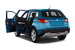 Car images close up view of a 2015 Suzuki Vitara Lux Extra 5 Door SUV doors