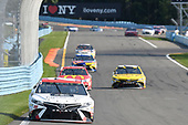 Monster Energy NASCAR Cup Series<br /> I LOVE NEW YORK 355 at The Glen<br /> Watkins Glen International, Watkins Glen, NY USA<br /> Sunday 6 August 2017<br /> Matt Kenseth, Joe Gibbs Racing, Toyota Care Toyota Camry, Jamie McMurray, Chip Ganassi Racing, McDonald's Chevrolet SS, Daniel Suarez, Joe Gibbs Racing, STANLEY Toyota Camry<br /> World Copyright: John K Harrelson<br /> LAT Images