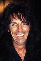 Alice Cooper 1990s<br /> Photo by Adam Scull/PHOTOlink
