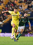 Rodrigo Hernández Cascante (l) of Villarreal CF competes for the ball with Carlos Tornero López de Lerma of CD Toledo during their Copa del Rey 2016-17 match between Villarreal CF and CD Toledo at the Estadio El Madrigal on 20 December 2016 in Villarreal, Spain. Photo by Maria Jose Segovia Carmona / Power Sport Images