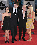 Hugh Hefner at the Marvel World Premiere of Iron Man 2 held at The El Capitan Theatre in Hollywood, California on April 26,2010                                                                   Copyright 2010  DVS / RockinExposures