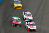 NASCAR Xfinity Series<br /> DC Solar 200<br /> ISM Raceway, Phoenix, AZ USA<br /> Saturday 10 March 2018<br /> Christopher Bell, Joe Gibbs Racing, Toyota Camry Rheem and Ryan Reed, Roush Fenway Racing, Ford Mustang Drive Down A1C Lilly Diabetes<br /> World Copyright: Russell LaBounty<br /> NKP / LAT Images