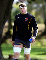 Tuesday 3rd May;  Matty Rea<br /> Ulster Rugby Training at Perrie Park, Belfast, Northern Ireland. Photo by John Dickson/Dicksondigital
